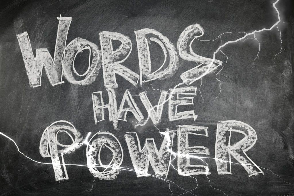 Words power psychology product description