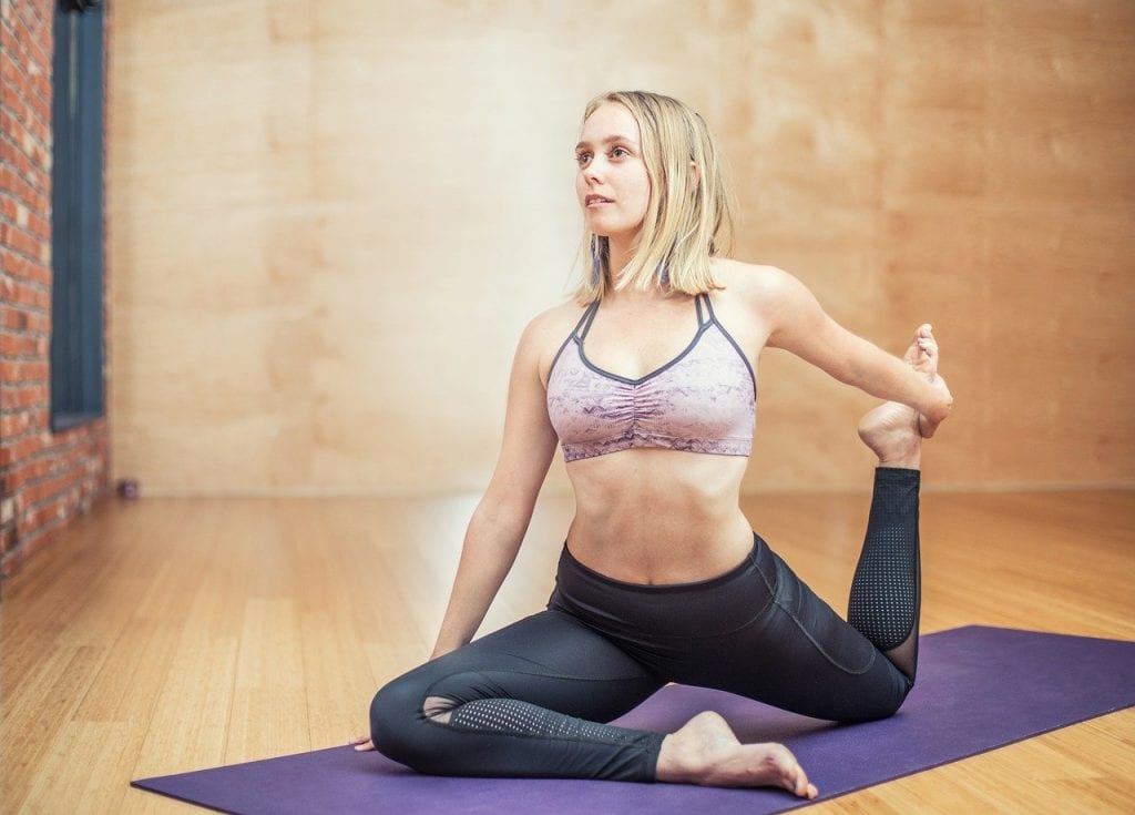Yoga fitness dropshipping